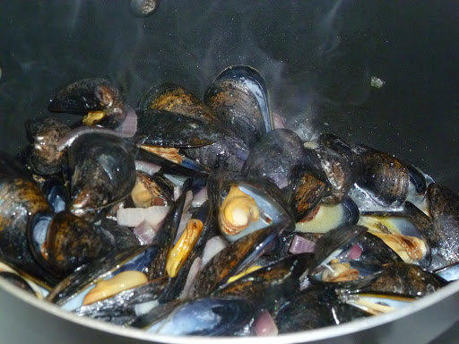 How to: delicious mussels