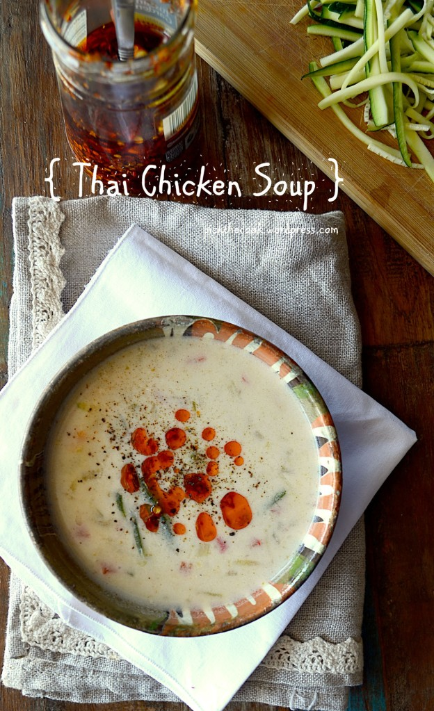 thai chicken soup1