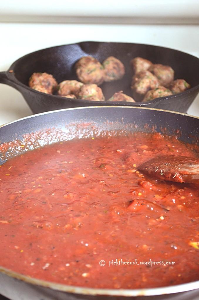 tomato sauce light