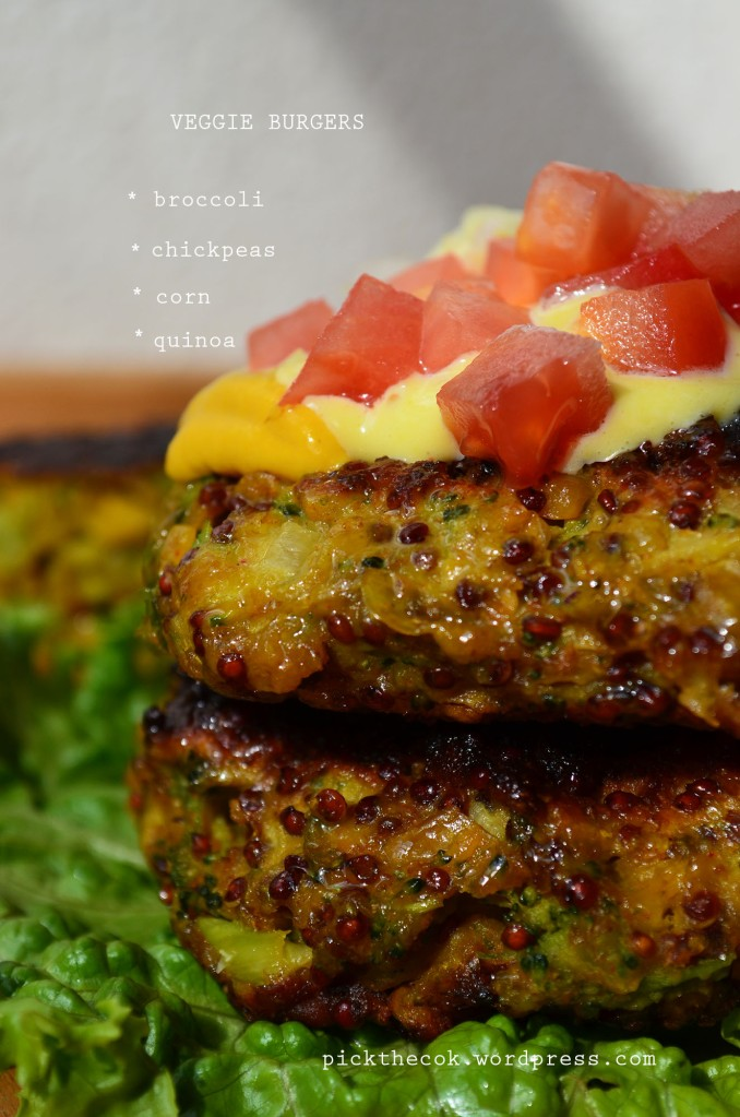 veggie burger vi