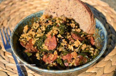 turnip-chorizo